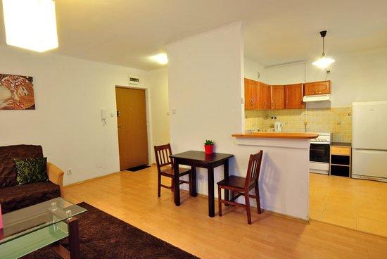Be My Guest Apartments: Studio II