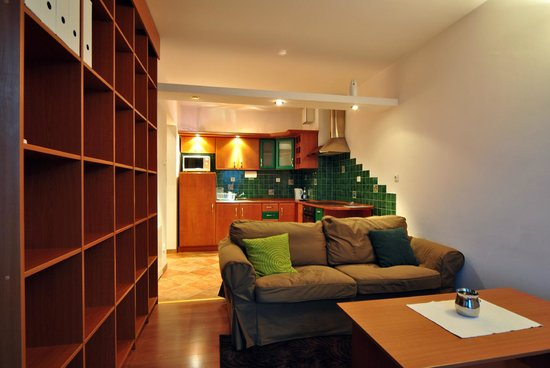 Be My Guest Apartments : Studio Polna