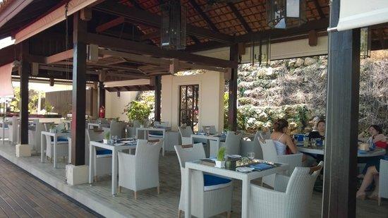 Anantara Lawana Koh Samui Resort : Restaurant
