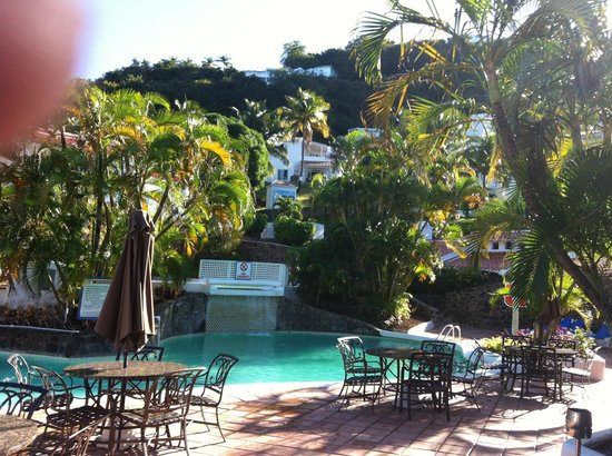 Windjammer Landing Villa Beach Resort: Great pool