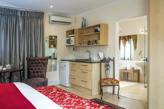 Cape Pillars Boutique Hotel : Self-catering Unit in our lovely downstairs luxury suite: Hope