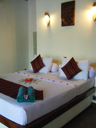 Danima Resort & Restaurant: Poolside room.