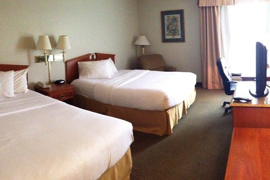 Red Roof Inn Valley: Double room