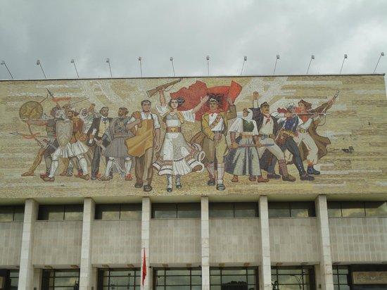 National History Museum: Tirana