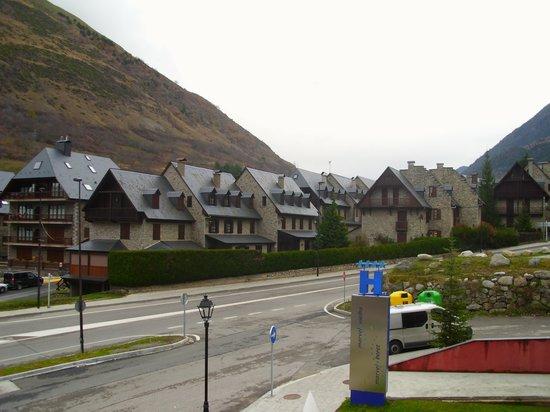 NubaHotel Vielha: VISTAS HOTEL