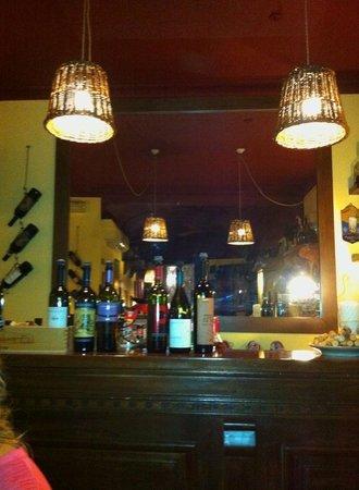 Interno del locale foto di sette tavoli bologna for B b interno 8