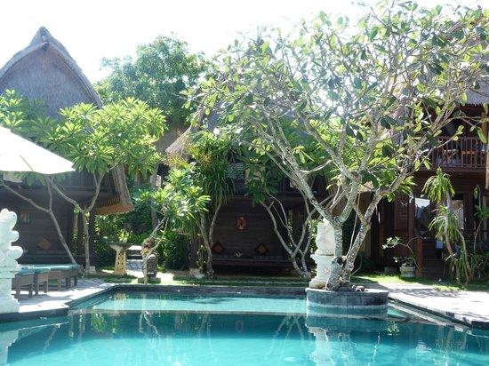 Nanuks Lembongan Bungalows: Our hut