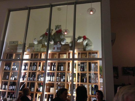 """Capriccio: """"Just Chillin'"""" in the wine cooler!"""