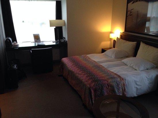 Hotel Svanen: Room