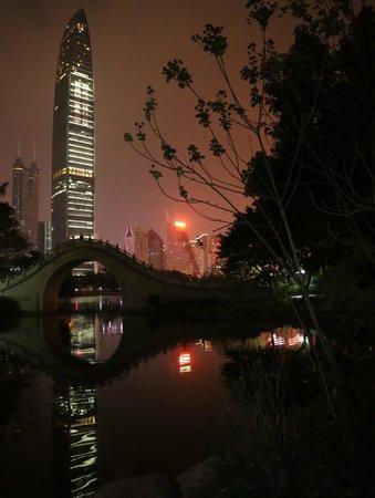 The St. Regis Shenzhen: kk100
