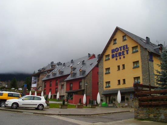NubaHotel Vielha: foto hotel