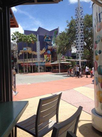 Universal Orlando Resort: July 2013