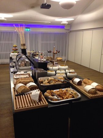 Hotel Svanen: Morgenmad