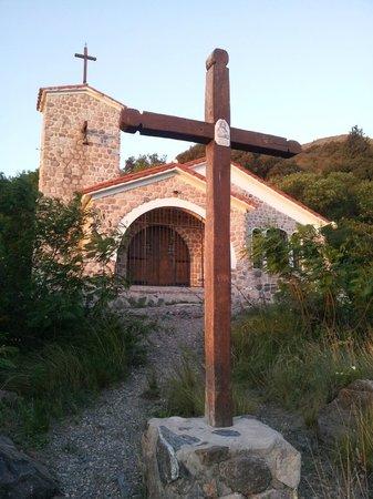 Posada del Sol: capilla