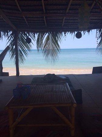 Isara Lanta Resort: relaxen @ isara