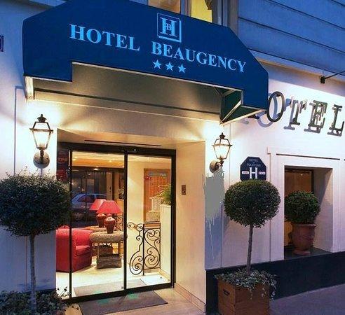 Hôtel Beaugency : facade