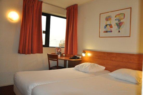 Inter-Hotel Paris Est Rosny: Ma chambre