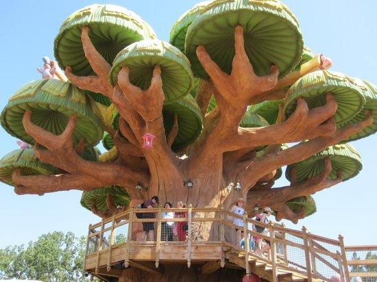 PortAventura Park: площадка для детей