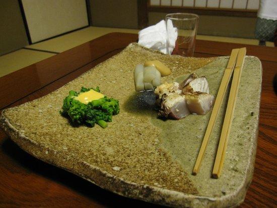 Hiiragiya: 京料理