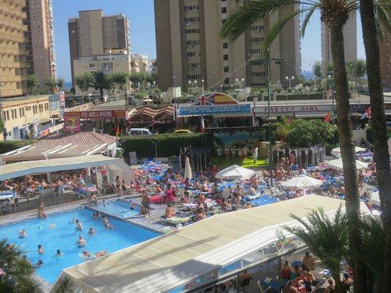 Hotel Ambassador Playa I & II: Pool and entertainment