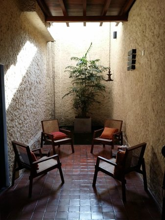 Bangalawa: Lounge
