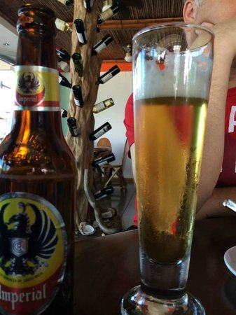 La Ostra Sea Food & Grill: Drinks of course