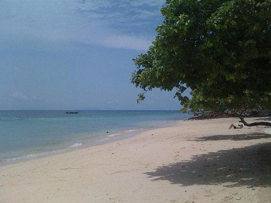 Phi Phi Relax Beach Resort: beach