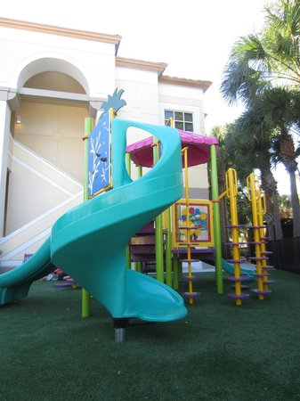 Sheraton Vistana Resort - Lake Buena Vista : another playground