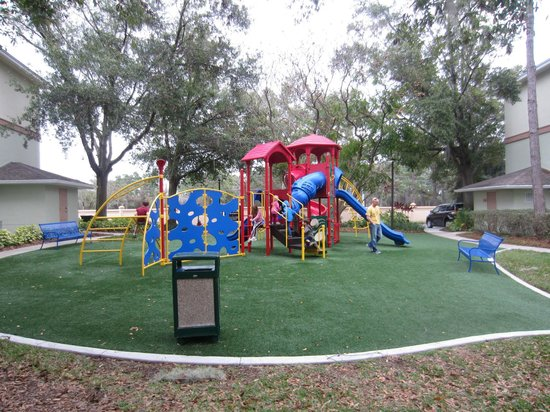 Sheraton Vistana Resort - Lake Buena Vista : playground