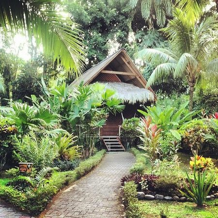 Azania Bungalows: Our pretty bungalow