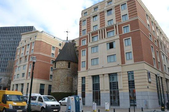Novotel Brussels Centre: Novotel Tour Noire