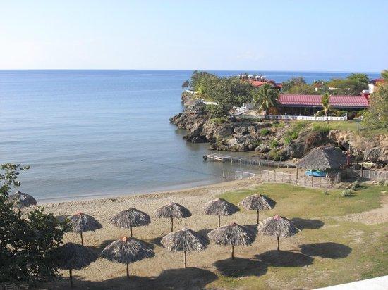 Villa Islazul Yaguanabo: By the sea