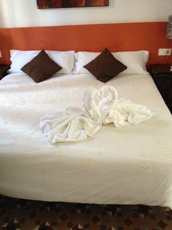 Bed & Breakfast Almirante: Wat een mooie ontvangst!