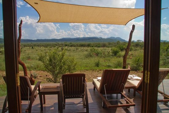 Madikwe Hills Private Game Lodge: Room view