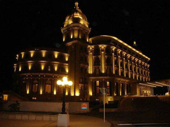 Sofitel Montevideo Casino Carrasco & Spa: Fachada