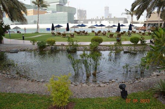 Beach Rotana - Abu Dhabi : Gardens