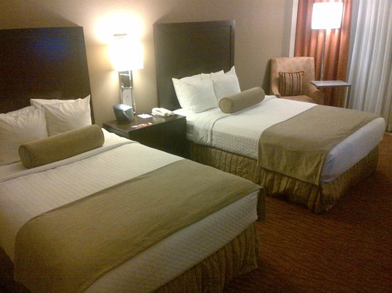 Crowne Plaza Miami Airport: Standard per una persona, non male no?