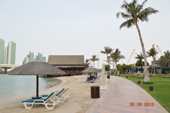 Beach Rotana - Abu Dhabi : Beach