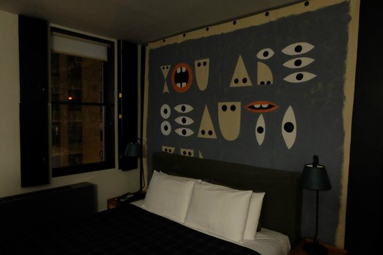 Ace Hotel New York: Chambre