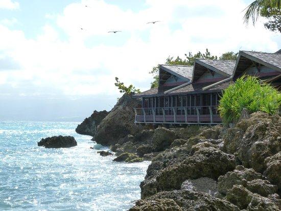 La Créole Beach Hôtel : Restaurant Le Zawag