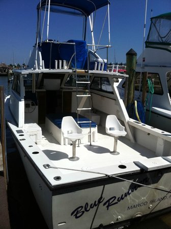 Blue Runner Fishing Private Charters
