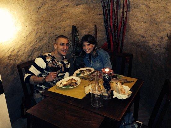 La Taverna di San Giuseppe: Pranzetto romantico
