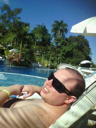 Hotel Recanto da Cachoeira: Piscina Extrena