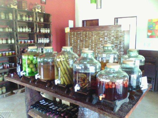 Hotel Recanto da Cachoeira: Passeio para a Cachaçaria