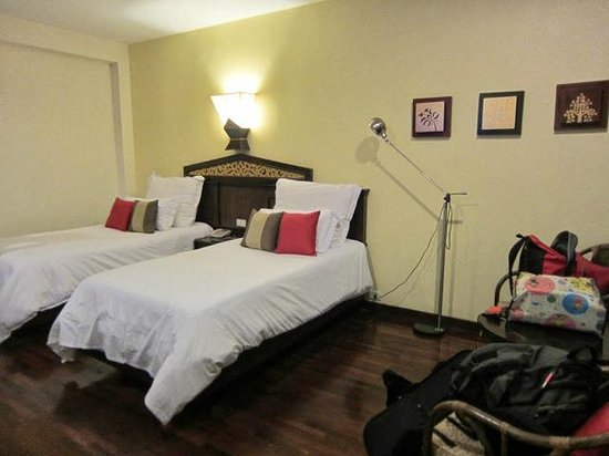 Laluna Hotel and Resort : Room