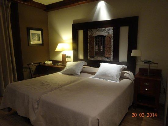 Hotel Ciria: Habitación