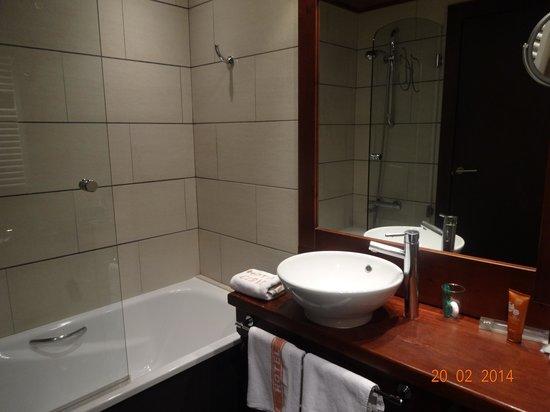 Hotel Ciria: Cuarto de baño