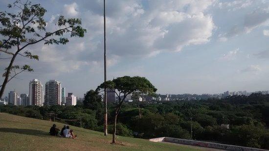 Sunset Square : Vista da cidade