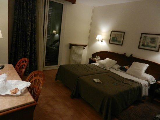 Hotel Gaudi: chambre 120