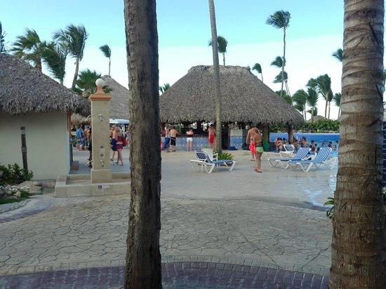 Grand Bahia Principe Punta Cana: view from room 1106